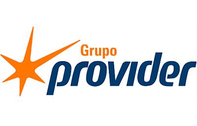 Grupo Provider logo