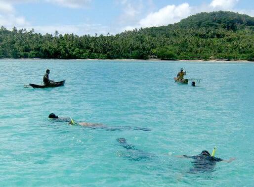 Inshore marine survey