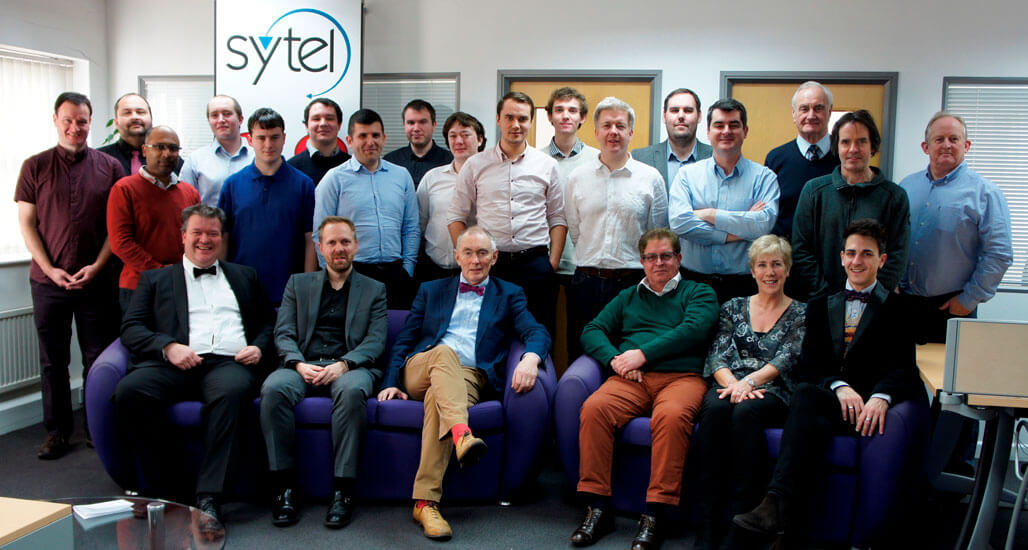 Some of the Sytel Bloggers
