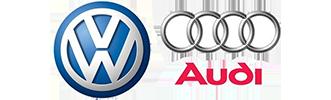 VW Audi logo
