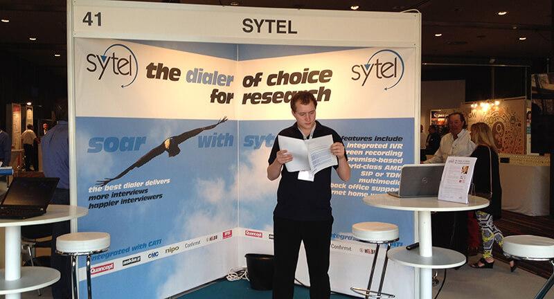 Sytel at Esomar Congress 2014