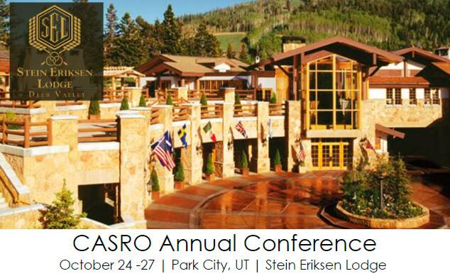 CASRO Conference