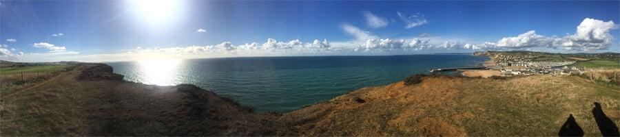 Panoramic Dorset