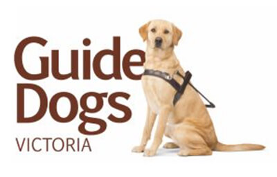 Guide Dogs Victoria (GDV) logo
